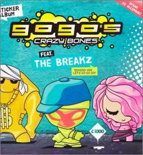 Gogo's Crazy Bones - The Breakz - C1000
