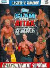 WWE - Slam Attax - Rumble l'affrontement final Trading Card