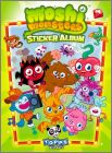 Moshi Monsters sticker collection - Topps - Angleterre