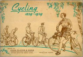 Cycling 1839-1939  - Angleterre