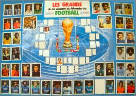 Les Grands de la coupe du monde de football 1978
