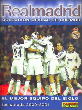 Real Madrid 2000/2001