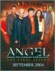 Angel Season Five Premium Trading Cards - Inkworks - USA