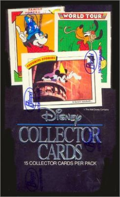 Disney Collector Cards - 1991 - Impel - Trading cards