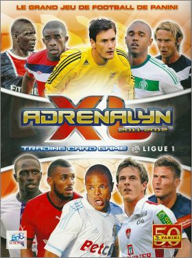 Adrenalyn XL 2011-2012 - Trading Card Game - Ligue 1 France
