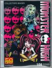 Monster High (dos parapluie) - Photocards - Panini - 2011