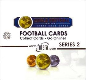 World Football online Game Card - Version Ruby - Futera