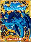 Blue Dragon - Lamincards Edibas - Italie