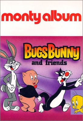 Bugs Bunny and friends  - Monty