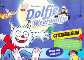 Dolfje Weerwolfje stickeralbum boni and Deen Supermarket