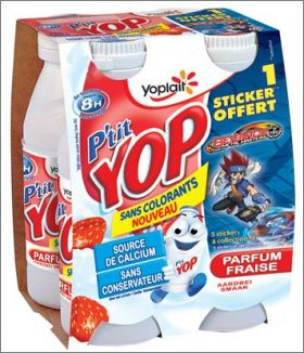 Beyblade metal masters - P'tit Yop Yoplait - France - 2012