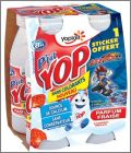 Beyblade metal masters - P'tit Yop de Yoplait - France