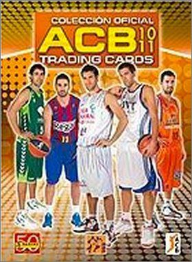 Collection Officielle de la Liga ACB 10-11 - Trading Cards