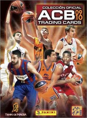 Collection Officielle de la Liga ACB 09-10 - Trading Cards