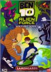 Ben 10 Alien Force - Virtual séries- Lamincards - Allemagne