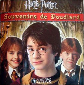 Harry Potter - Souvenirs de Poudlard - Atlas