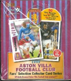 Aston Villa Fan's Selection 1997/98 - Cards - Angleterre