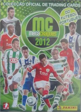 Megacraques 2012 - Trading Cards - Portugal