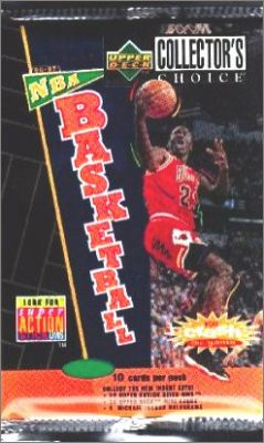 NBA Basketball Collector's Choice 1996-97 - S�rie 1