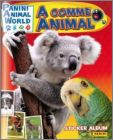 A comme Animal - Sticker Album - Panini - 2012