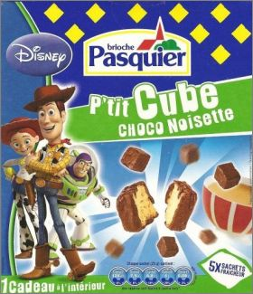 Toy Story P'tit Cube - Pasquier - France
