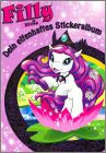 Filly Elves - Sticker Album - Blue Ocean - Allemagne - 2012