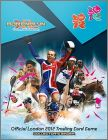 London 2012 Olympic - Card Games  Adrenalyn XL - Angleterre