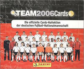 DFB Team 2006 Cards -Panini - Allemagne