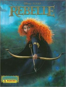 Rebelle - Disney Pixar