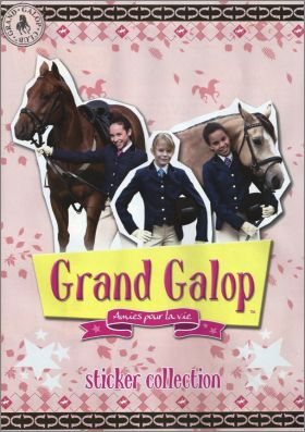 Grand Galop Amies pour la Vie - Emax - France - 2012