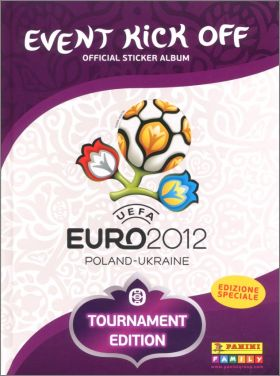 Euro 2012 Poland Ukraine Event Kick Off - Tournament Edition