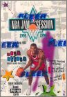 NBA Jam Session  1995 1996  Cards - Angleterre