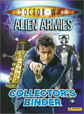 Doctor Who - Alien Armies - Trading Card Game - Anglais