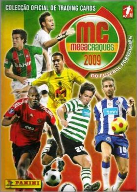 Megacraques 2009 - Trading Cards - Panini - Portugal