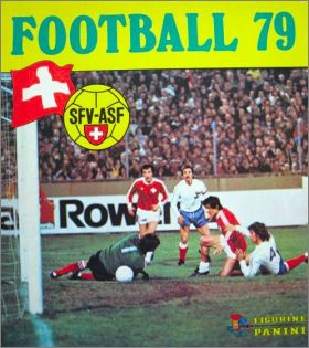 Football  79 - Figurine Panini - Suisse