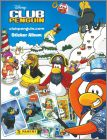 Club Penguin - Disney - Sticker album - Panini - 2012