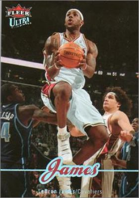 NBA Basketball 2007-08 - Fleer Ultra - USA
