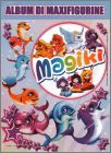 Magiki - Sticker Album - Gamma 3000 - Italie - 2012