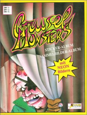 Grusel Monsters- Euroflash