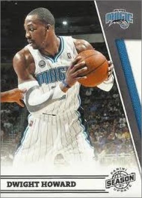 20010-11 Panini Season Update NBA Basketball - USA