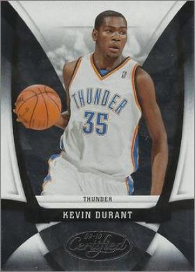 2009-10 Panini Certified NBA Basketball - USA
