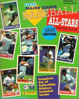 Major League Baseball All-Stars 1995 - Panini - USA/Canada