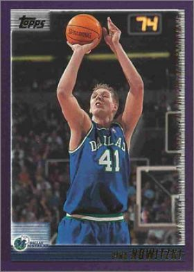 2000-01 Topps NBA Basketball - USA