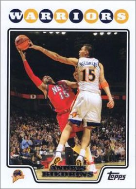 2008-09 Topps NBA Basketball - USA