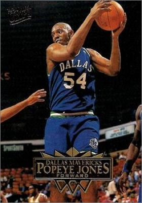 1995-96 Fleer Ultra NBA Basketball - USA