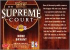 Dos de Supreme Court Card (SC)