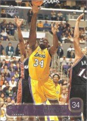 2002-03 Upper Deck NBA Basketball - USA - Partie 1