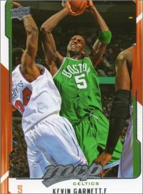 2008-09 Upper Deck MVP NBA Basketball - USA