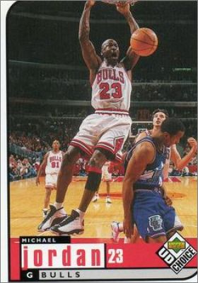 1998-99 Upper Deck UD Choice NBA Basketball - USA