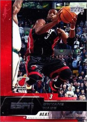 2005-06 Upper Deck ESPN NBA Basketball - USA